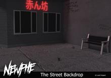 Newphe - The Street Backdrop  (Wear)