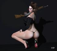 HAVEN FEMALE POSE 113