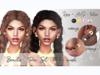* Bonita *  Pin earrings with color HUD