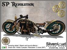 [Silvercloud] SP Revolution (Steampunk series)
