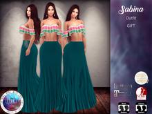 .:TBO:. Sabina Outfit GIFT
