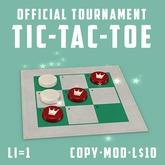 TBF Tournament Tic-Tac-Toe
