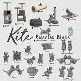 KITE - Russian Blues - Clingy Leg (add) COMMON