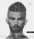 MIRROR - Michael Hair -Black Pack-