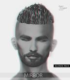 MIRROR - Michael Hair -Blonde Pack-