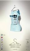 [sYs] AKIMAS dress (body mesh) - blue