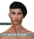 MIRROR - Bruce Hair -Blonde Pack-