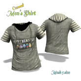 Men's Shirt / Easter Mesh 5 size