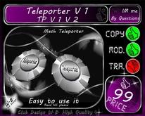 * Teleporter Mesh V 1 *