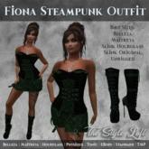 TSL - Fiona Steampunk Outfit