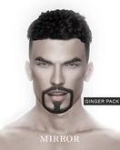 MIRROR - Rick Hair -Ginger Pack-