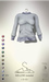 [sYs] MELLOW sweater (fitted & body mesh) - grey