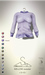 [sYs] MELLOW sweater (fitted & body mesh) - mauve GIFT <3