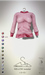 [sYs] MELLOW sweater (fitted & body mesh) - pink