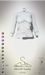 [sYs] MELLOW sweater (fitted & body mesh) - white