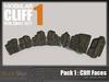Skye modular cliff 2