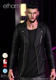 etham - Jax Leather Jacket - All Colors