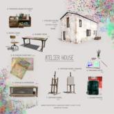 PLAAKA - AtelierHouse RARE