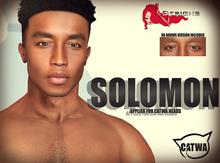 ::LV:. Solomon Applier for Catwa Heads - Azabache/09