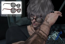 [GGL]Round sunglasses[wear]