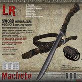Machete (box)