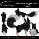 DefiantIcing - Manticore Foxtail