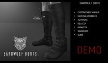 Feral - Eardwulf Boots - Demo