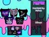 Pastel goth top fatpack