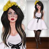 {G} Gothic Queen Shape & StyleCard (MAYREAL Olivia/ Maitreya)