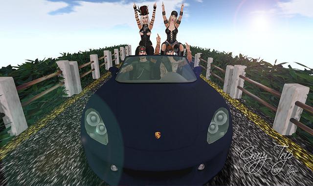 Pose - Crazy Trip [[CAR INCLUDED]]