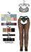 Graffitiwear Group 2 Women's Chaps Outfit (add)