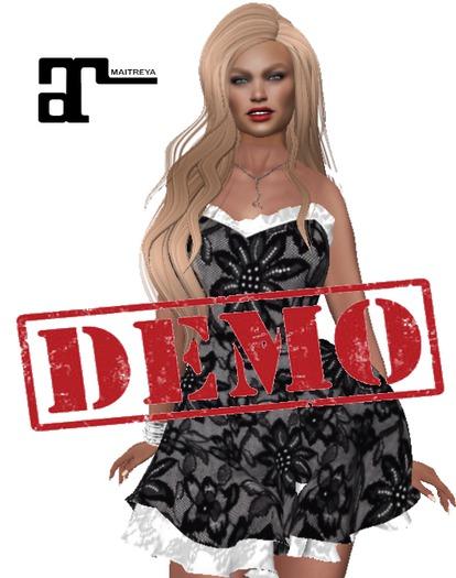 DEMO XK Maitreya Alice Dress