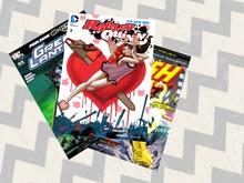 {PLT} Comic Books Decor