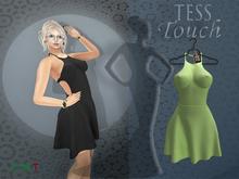 [T.T] TeSs Touch Dress MILLI Green