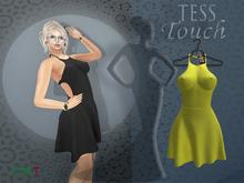 [T.T] TeSs Touch Dress MILLI Yellow