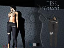 [T.T] TeSs Touch Leggings Leg_In Fatpack