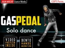A&M: Gas Pedal - solo dance (BENTO hands) :: #TAGS - Sage the Gemini's style, urban, street, rap, rapper