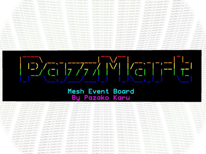 Mesh Event Board