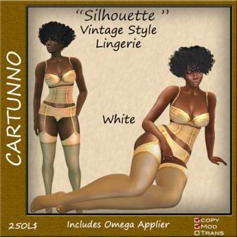 Lingerie vintage Vintage Lingerie