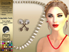 [SuXue Mesh] Mirage Necklace & earrings HUD 42 Textures included Resizable