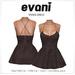 EVANI - Vivien dress [Choco]