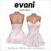 EVANI - Vivien dress [Rose]