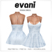 EVANI - Vivien dress [Sky]