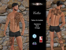 Ferd's Tattoo - Celtic Male for Signature Slink Omega