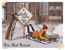 Tree Sled Rezzer ♥ CHEZ MOI