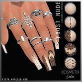 .kosmetik Nail Applier - Evolve Frost Nude VISTA