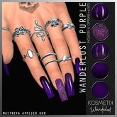 .kosmetik Nail Applier - Wanderlust Purple MAITREYA