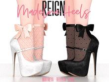 REIGN.- MADELINE HEELS- DEMO
