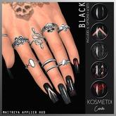 .kosmetik Nail Applier - Crave Black MAITREYA