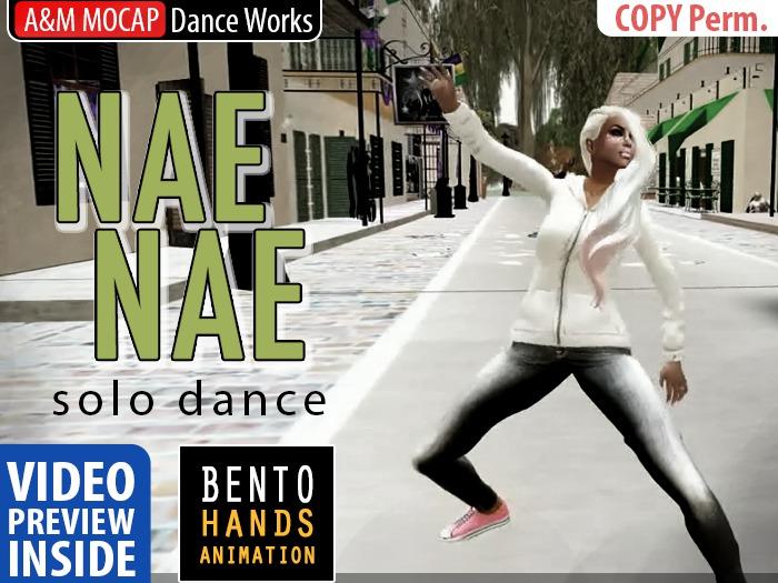 A&M: NaeNae - solo dance (BENTO hands) :: #TAGS - freak dance, dope, crazy, nae nae, urban, street, rap, rapper
